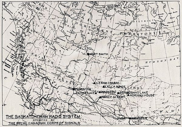 Radio Forestry and Aircraft in Northern Saskatchewan image 1.jpg