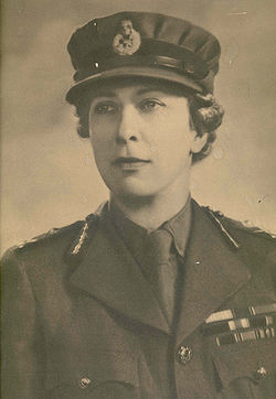 Mary, Princess Royal in uniform WW2.jpg