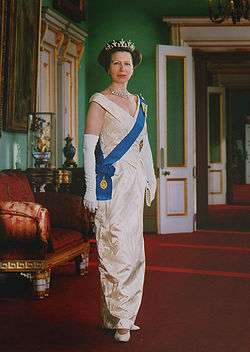 HRH Anne, Princess Royal - RCS...